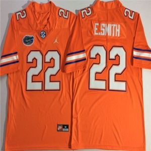 Mens Florida Gators #22 E.Smith Jersey
